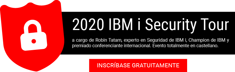 2020 IBM i Security Tour