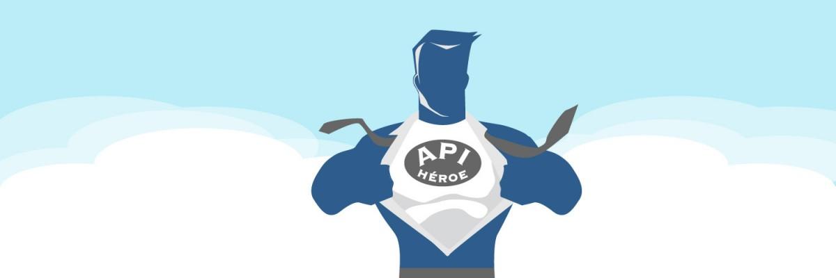 Sea un superhéroe API
